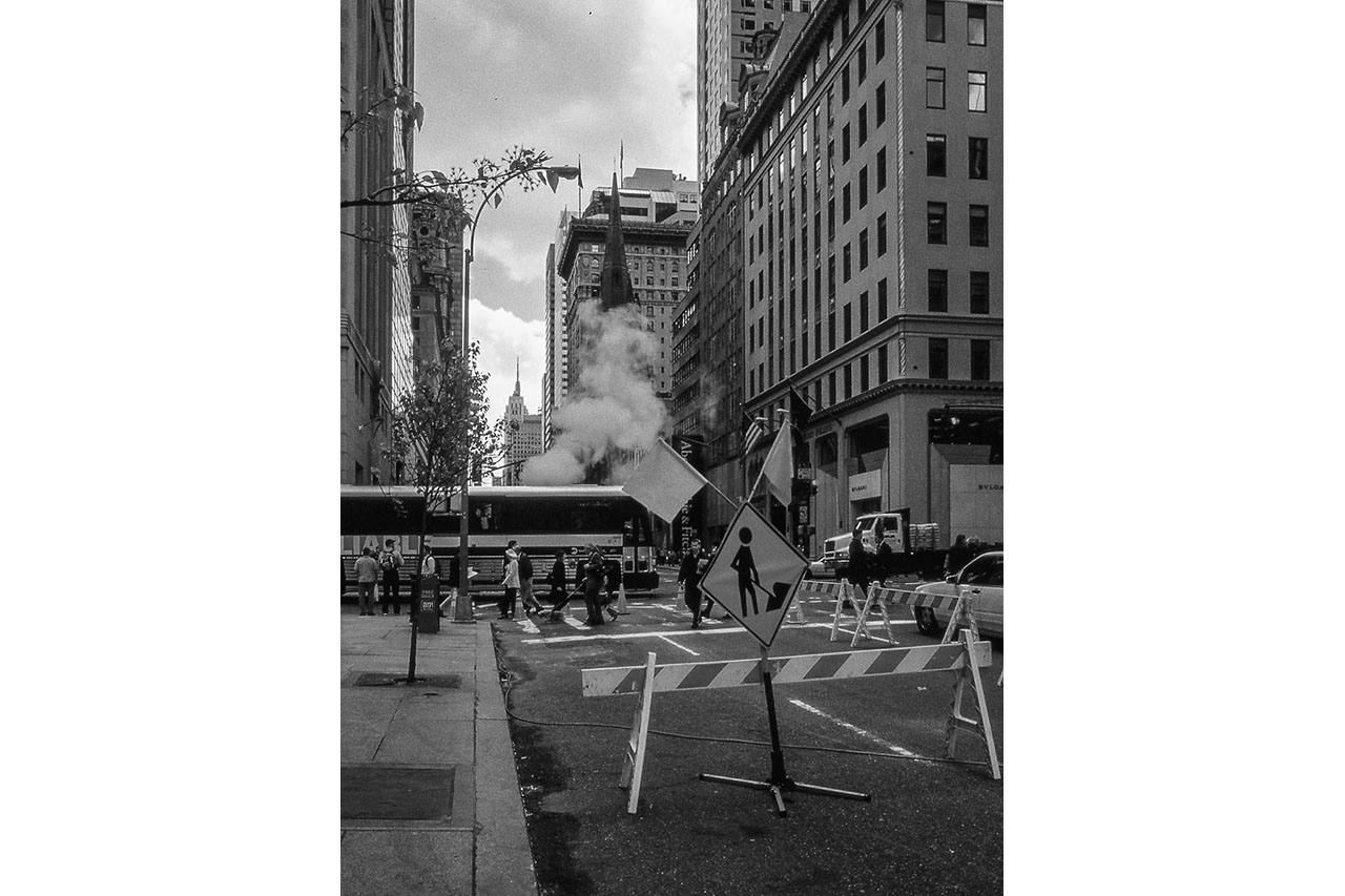 6. 'New York city'. Fotografie Anton Staartjes